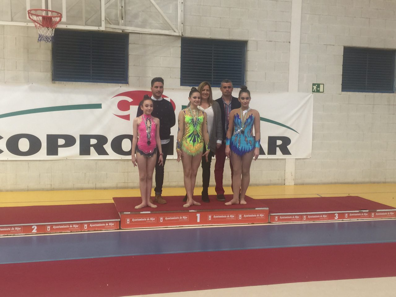 Trofeo Gimnasia Ritmica Nijar CD NEXA (1)