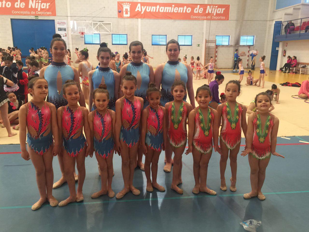 Trofeo Gimnasia Ritmica Nijar CD NEXA (3)