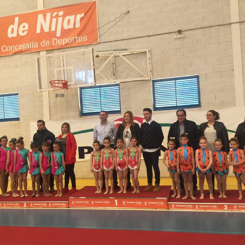 Trofeo Gimnasia Ritmica Nijar CD NEXA (4)