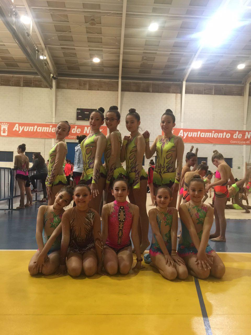 Trofeo Gimnasia Ritmica Nijar CD NEXA (5)
