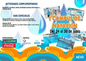 Campus Natación 2015