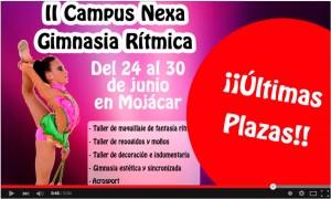 Campus Gimnasia Rítmica