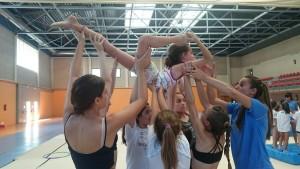 Jornada de entrenamientos en Campus Nexa 2015