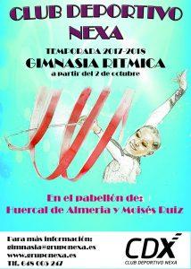 CD Nexa - Gimnasia Ritmica 17-18
