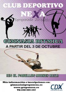 Gimnasia Ritmica CD NEXA