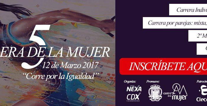 Carrera de la Mujer Almeria 2017
