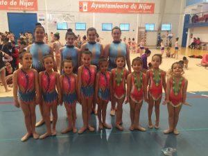 Trofeo de Gimnasia Ritmica Nijar CD NEXA